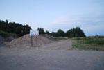 Postęp prac na odcinku od Brzeskiej do granicy z Ustroniem Morskim
