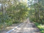 Postęp prac na odcinku od Dźwirzyna do granicy z Miastem Kołobrzeg