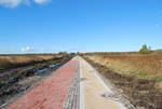Ciąg pieszo jezdny od osiedla Radzikowo III do morza