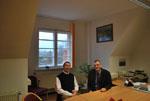 Wizyta delegacji z miasta Kołobrzeg w Barth