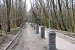 Postęp prac budowlanych na odcinku od ul Arciszewskiego do Grzybowa